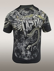TAPOUT Tシャツ Die Proud 黒
