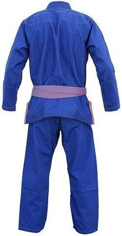 Adult BJJ Kimono - Blue 2