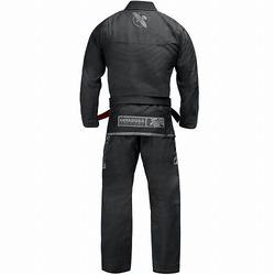 Lightweight Jiu Jitsu Gi black 2