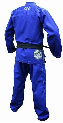 Fight Life Gi Blue 2014 3