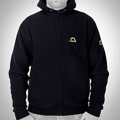 fleece jacket CLASSIC bk1