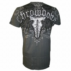 Throwdown Icarus T-Shirt Chacoal2