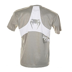 PUMP Dry Fit Tee Silver 2