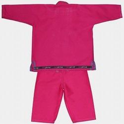 KIMONO BABY KORAL pinkblack 2