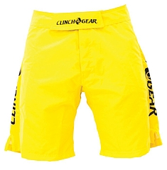 shorts_Pro Series_Yellow Front