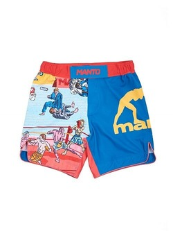 fight shorts GYM1
