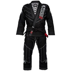 Elite Light 20 BJJ Gi black 1