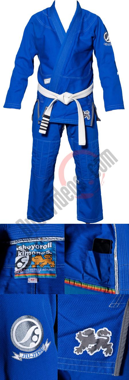 Shoyoroll 柔術衣 Batch