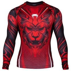 Bloody Roar Rashguard red ls1
