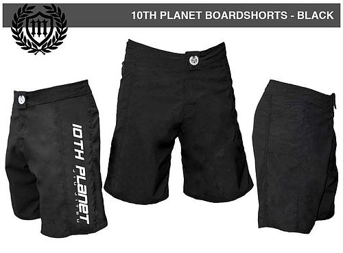 10th Planet ボードショーツ 黒