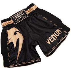 Giant Muay Thai Shorts blackgold 1