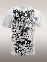 TAPOUT Tシャツ Rattled グレー