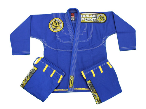 BTS Light Weight Deluxe Gi  Blue 3