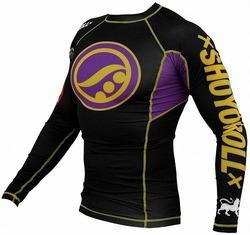 shoyoroll ranked rashguard Purple2