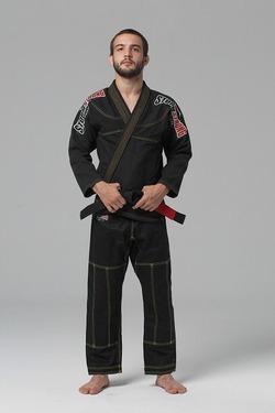 Kimono serie limitada preto