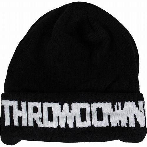 Throwdown Anvil Beanie BK3