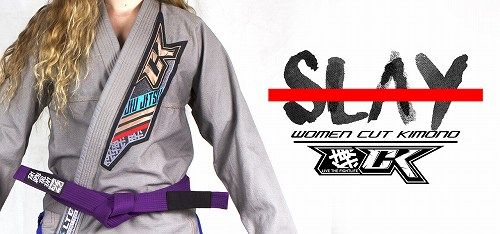 CK Limited Edition Women's SLAY Gray gi 1