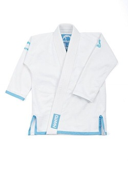 Junior 20 Youth BJJ Gi white 1