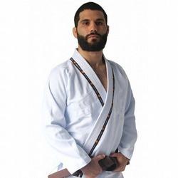 Kimono KING Jiu Jitsu Branco1