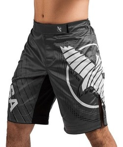 Chikara 4 Fight Short grey1