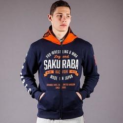 Scramble x Sakuraba IQ Wrestler Hoody 1