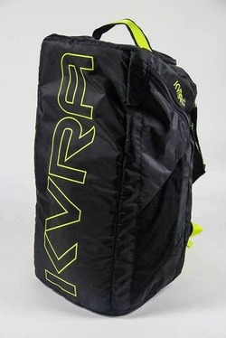 Mochila Multi Bag black neogreen 1