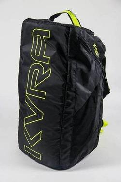 Mochila Multi Bag black neogreen 1