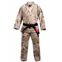 Fuji Force Camouflage BJJ Gi1