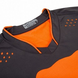 Dry Fit Hurricane Bk Neo Orange5