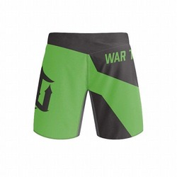 Focus Grappling Shorts blackgreen 2