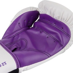 Contender Boxing Gloves whitepurple 3