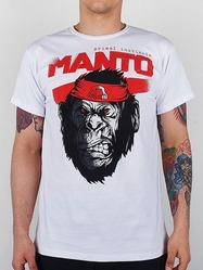 t-shirt JUNGLE white 1