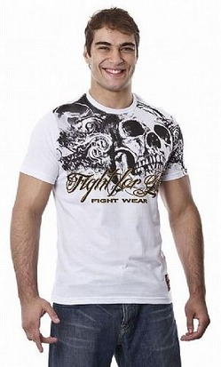 Tshirts Fight for Life Wt1