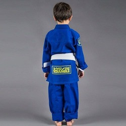 Kids Gi Blue 2