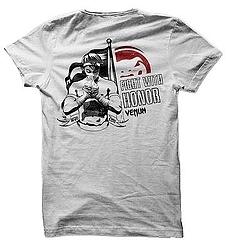 T-shirt Honor Wt 2