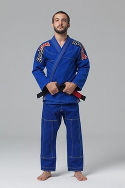 Kimono Serie Limitada Azul