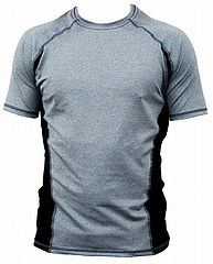 techtop_linework_heather_shortsleeve_front