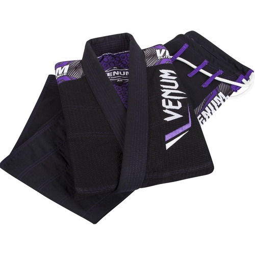 VENUM ELITE BJJ GI - BLACK 1