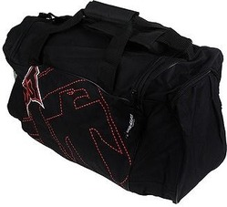Gym Bag Stitch  BK Red1