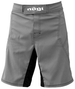 0 Fight Shorts - Gray 2