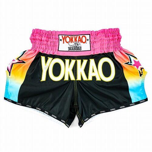 carbonfit-shorts-muay-thai-yokkao-havana-black