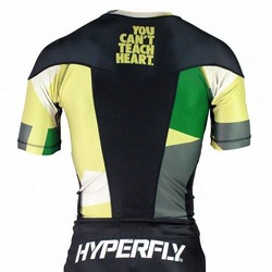 Sports Camo Rash Guard SS 2