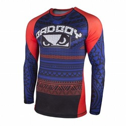 Art of Lua Rash Guard blue1