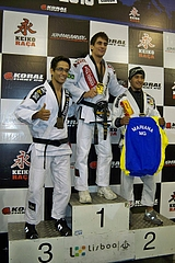 ブラジリアン柔術ヨーロッパ選手権ギリェルミ・メンデス