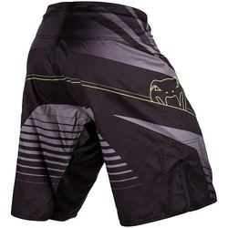 Sharp 30 fightshorts blackneoyellow 2