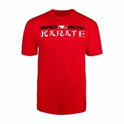 Karate Discipline T red1