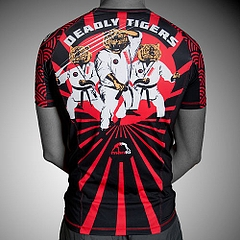 Rash Deadly Tigers Bk2