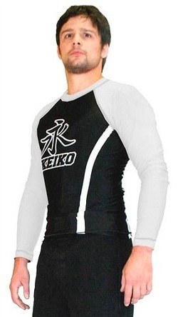 Rash Speed Long Sleeve Bk wt1