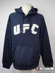 UFC パーカー ARCH ダークネイビー