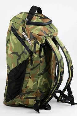 Mochila Multi Bag camo white 2